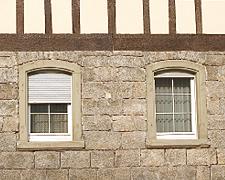 Blaurock Fenster home
